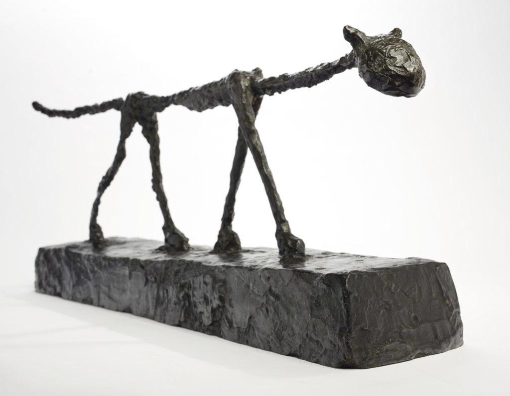 Alberto Giacometti (1901-1966), Le Chat, Christie's