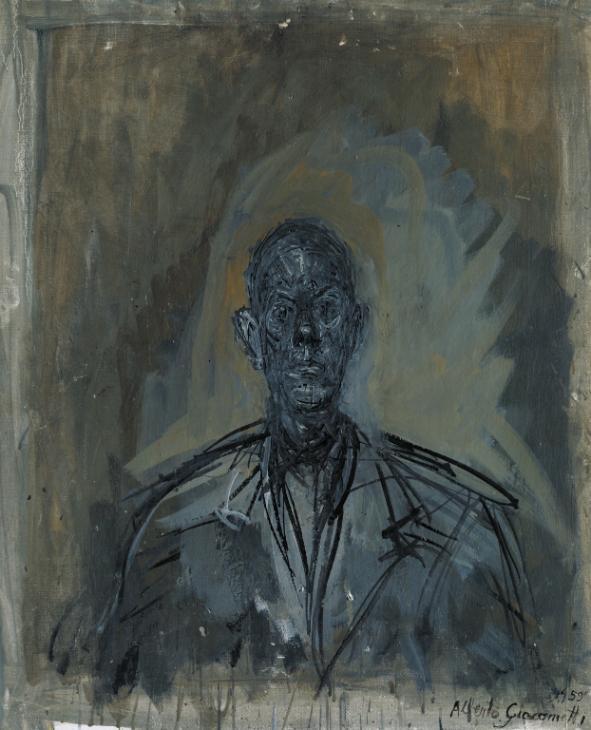 Diego, Alberto Giacometti, 1959, Tate