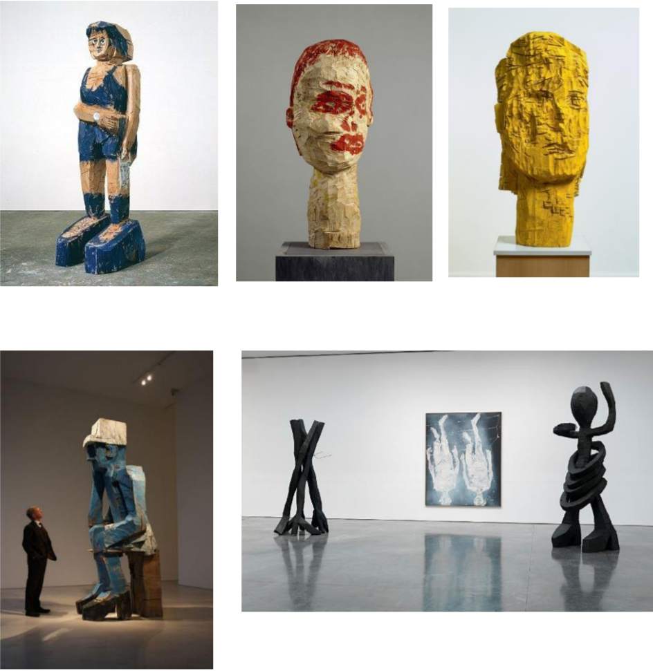Georg Bazelitz, Diverse lucrări