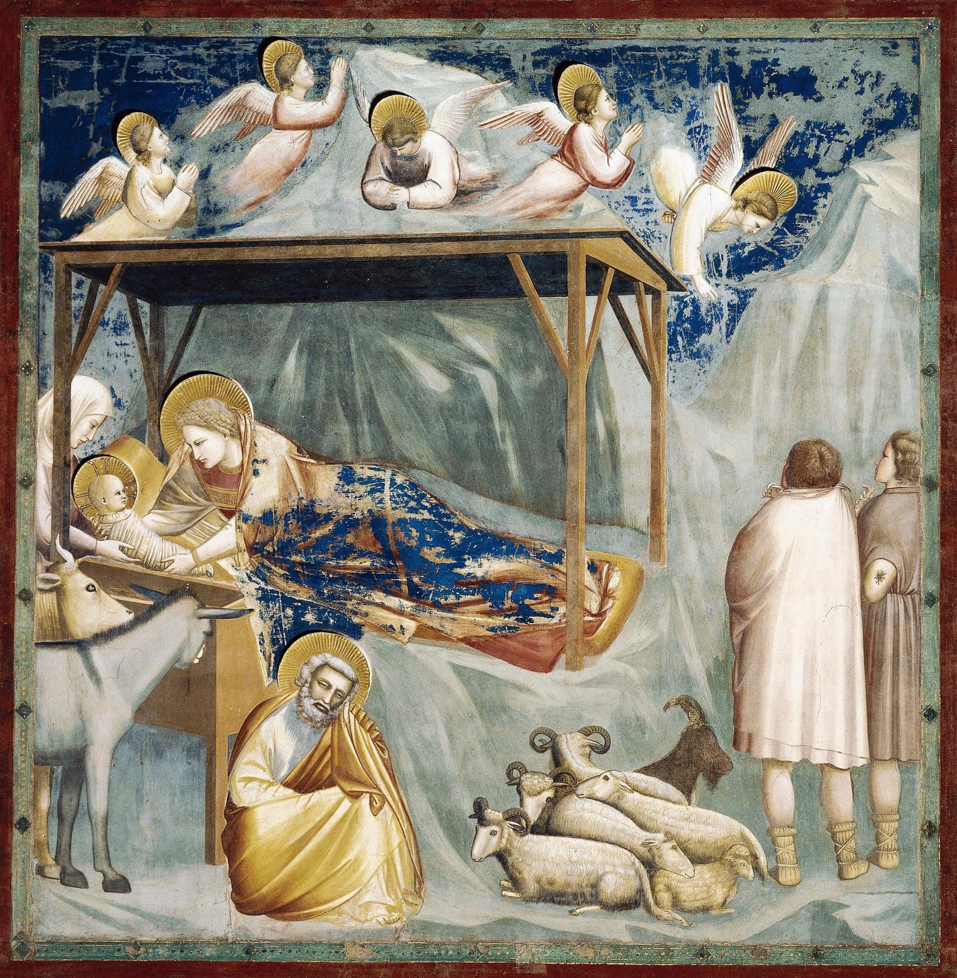 Nasterea, Giotto (1303-05)