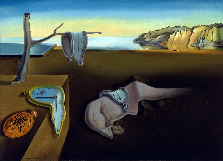 Persistența memoriei, 1931, MoMA